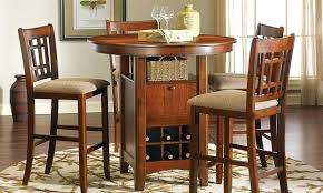 mission style dining room furniture mission style dining set pub room wood chairs 7pc solid hardwood