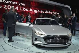 Audi A9 Cost Audi Prologue Concept Is An S Class Coupe Rival In The Making