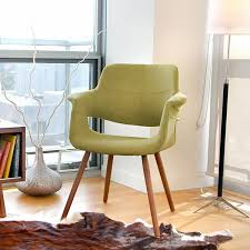 Retro Accent Chair Vintage Flair Mid Century Modern Accent Chair Seating