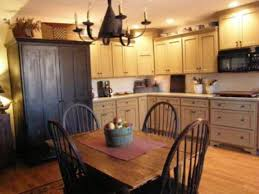 Primitive Kitchen Cabinets 60 Best Prim Kitchens Primitive Kitchens Images On Pinterest