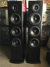 Polk Bookshelf Speakers Review Polk Audio T50 Speakers Review Hometheaterhifi Com