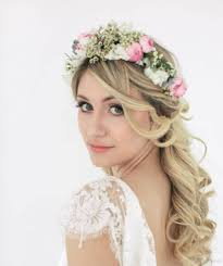 curly hairstyles for medium length hair for weddings curly hairstyle for wedding