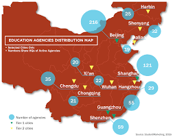 Chongqing China Map by How To Find Suitable Agencies In China Studentmarketing