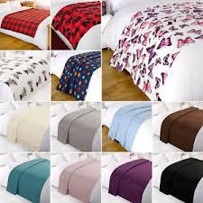 sofa ã berwurf dreamscene warm soft plain fleece throw large decorative sofa