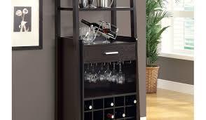 Wine Cabinet Furniture Refrigerator Bar Bar Cabinet Alternative Decor Hardwood Base Cabinet Single
