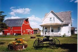 house and barn a country farmhouse farm house with barn farmhouse design trends