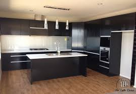 black kitchen cabinets nz black melteca search solid wood kitchens kitchen