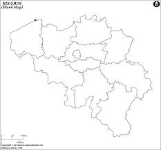 belgium map outline belgium map outline major tourist attractions maps