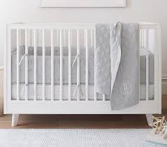 Pottery Barn Convertible Crib Reese Convertible Crib Pottery Barn In White Baby Boy
