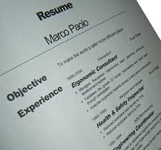 Sample Resume Without Objective by Essay Planning And Writing University Of Otago Example Of