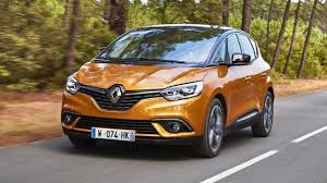 renault scenic review top gear
