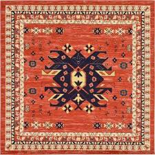 Terracotta Rugs Orange Area Rugs Rugs The Home Depot