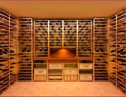 building a wine cellar deluxe home design