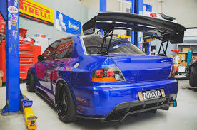 mitsubishi custom cars my custom widebody 2005 mitsubishi lancer evolution ix 2048 x