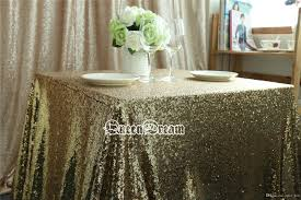 Coffee Table Cloth by 72 U0027 U0027 Inch Square Black Gold Sequin Tablecloths Or Cheap Sequin