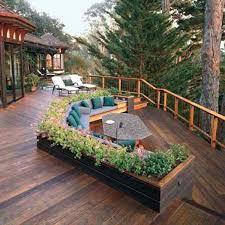 backyard deck design ideas fanciful designs 19 gingembre co