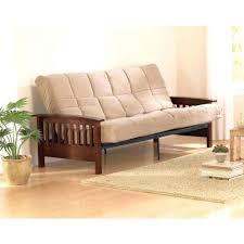 trendy lodge futon frame mattress living room furniture office