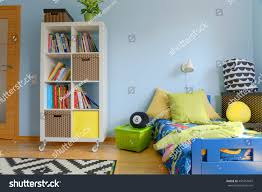 colorful modern furniture shot colorful modern childrens room stock photo 450457687
