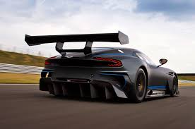 aston martin back one of 24 aston martin vulcan track cars goes up for sale in ohio