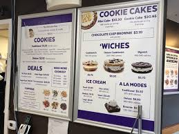 receipt and prices picture of insomnia cookies champaign