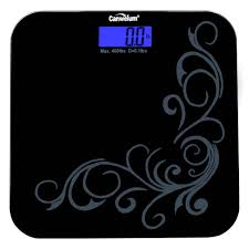 Smart Bathroom Scale Canwelum U201csmart Step On U0026 Auto Off U201d Precision Digital Bathroom