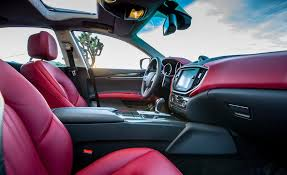 2015 Maserati Ghibli Interior 2017 Maserati Ghibli New Auto Group Auto Leasing Sales Early