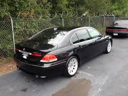 buy used 2004 bmw 760li 6 0l v12 438 hp fast southern rust free