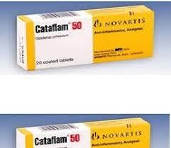 Daftar Obat Cataflam harga obat cataflam indikasi dosis aturan pakai dan efek sing