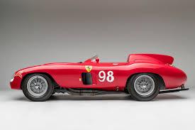 ferrari sports car 1955 ferrari 857 sport petersen automotive museum museum los