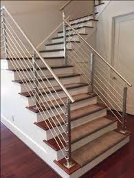 this design was created with an ironwood connection cable rail kit