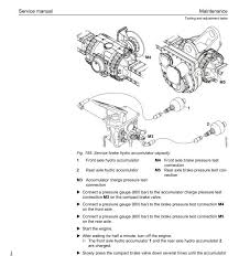 liebherr wheel loader l524 1266 service manual heavy equipment