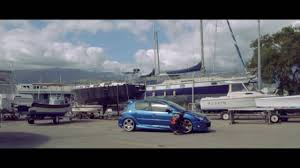 peugeot 206 2016 jo nathan slammed peugeot 206 hdi think car youtube