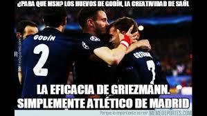 Memes De La Chions League - barcelona vs atl礬tico madrid memes de la eliminaci祿n del barza