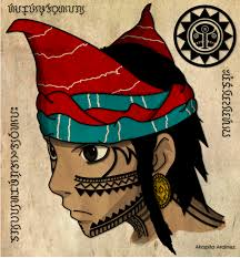 the face of feudal bisaya by akopito deviantart com my art
