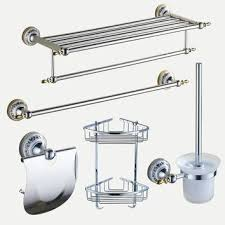 Bathroom Hardware Sets Shop Bathroom Accessories Sets On Wanelo