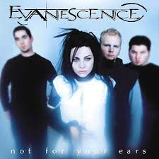 Photo Album Fo Evanescence Not For Your Ears Cd At Discogs
