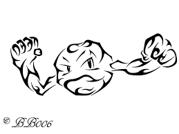 074 geodude tattoo pokemon tribal pinterest pokémon