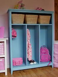diy kids lockers white small locker cabinet diy projects