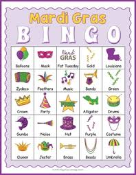 mardi gras bingo mardi gras bingo mardi gras by drag drop learning tpt