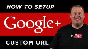 Google Plus Page Vanity Url How To Setup A Google Plus Custom Url Youtube