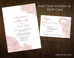 How To Create A Wedding Invitation Card Wedding Invitation Rsvp Marialonghi Com