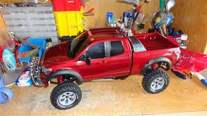 toyota tundra high lift tamiya my toyota tundra high lift with junfac moddings and more