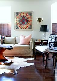Modern Cowhide Rug Livingroom Delightful Cowhide Rug Living Room Metallic In White