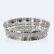 silver centerpieces centerpiece bowl centerpieces official buccellati website