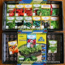 organic gardening how to start seeds indoors