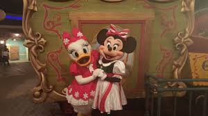 what exactly is the mickey u0027s very merry christmas party entail
