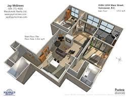3d House Floor Plan 25 More 3 Bedroom 3d Floor Plans 9 Loversiq