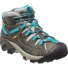 womens boots keen keen s targhee ii mid waterproof hiking boots gargoyle