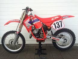 honda cr 1989 honda cr 125 nino fenaroli luckynino u0027s bike check vital mx