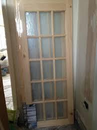 wickes doors internal glass wickes whitby internal glazed door pine 15 lite 1981x762mm x 2 new